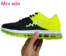 new men running shoes unique shoe tongue design breathable sport shoes male athletic outdoor 2017 air sneakers zapatos de hombre