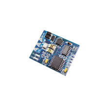 TTL to 485 serial port module small board RS485 ttl with isolated microcontroller UART industrial grade