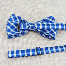 Feliavert Brand New Fashion Men Plaid Bow Tie Formal Commercial Bowtie Wedding Party Tuxedo Classic Butterfly Mens Bow Ties