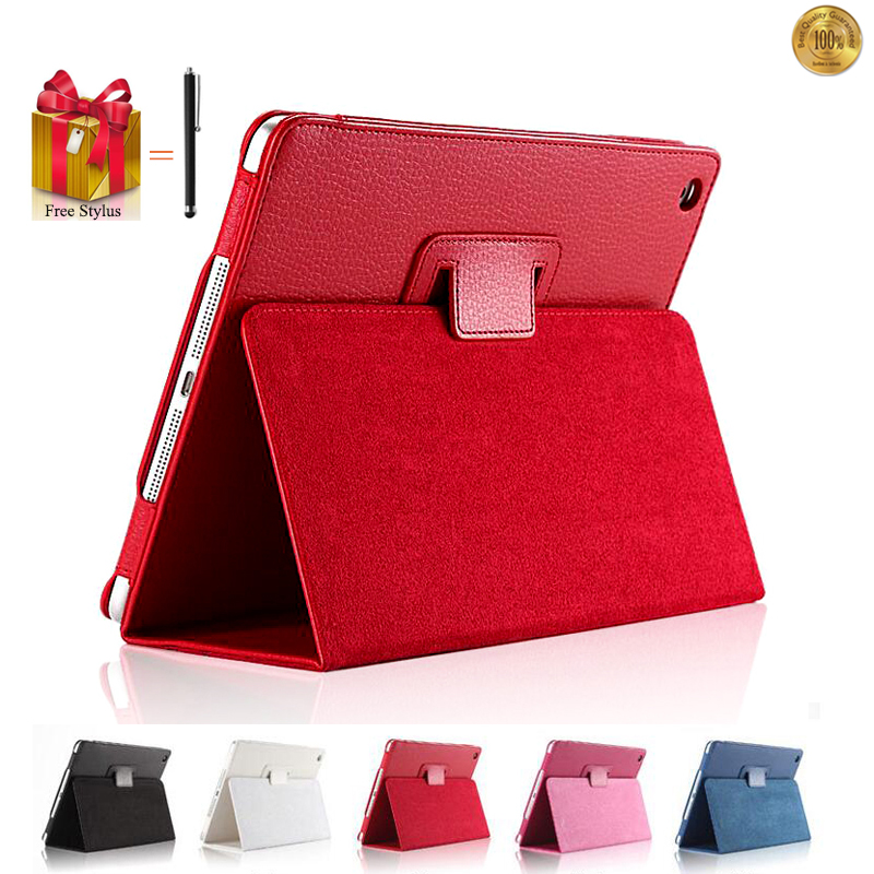 Tablet For Apple iPad Pro 9.7 2016 Case Flip Stand Leather Cover For iPad Pro 9.7 inch 2016 Tablet Capa Fundas Coque+Pen for apple ipad pro 12 9 inch pu leather stand cover flip back case luxury business style smart tablet cover for ipad pro