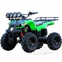 Outdoor Playground RC ATV Car Ride Electric Motorcycle Toys Battery Operated Sand Beach Car For Children to Drive