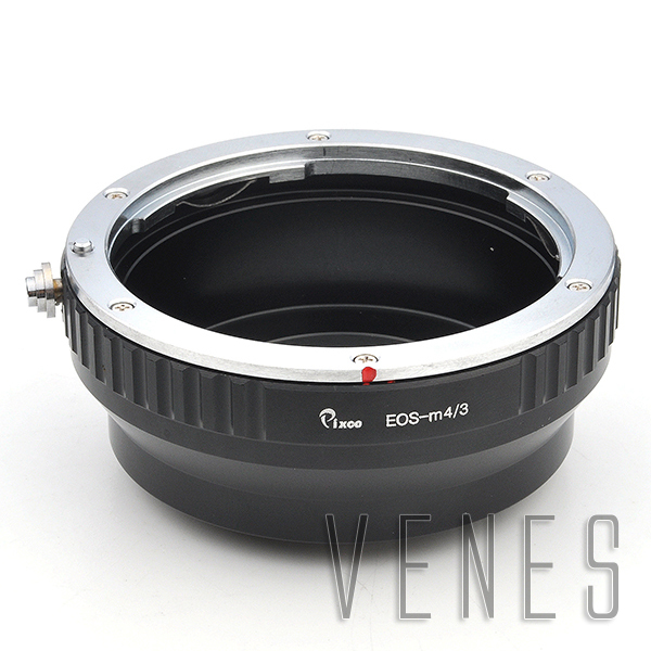 Lens Adapter Suit For Canon EF Lens to Suit for Micro Four Thirds 4/3 Camera