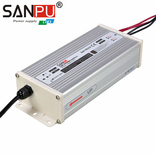 led power supply dc 12v 250w electronic led driver rainproof outdoor