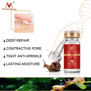 Image 5 - High Quality Snail100% Essence Hyaluronic Acid Liquid Whitening Spot Essence Shrink Pores Ampoule Anti acne Regenerative Essence