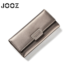 JOOZ Brand Women Coin Purses Small Change Purses Short Wallet Leather Coin Bag Card Holder Pouch Mini Lovely Candy Color Purse