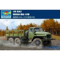 GleagleAssembly model 01027 1/35 Russia URAL 375D truck