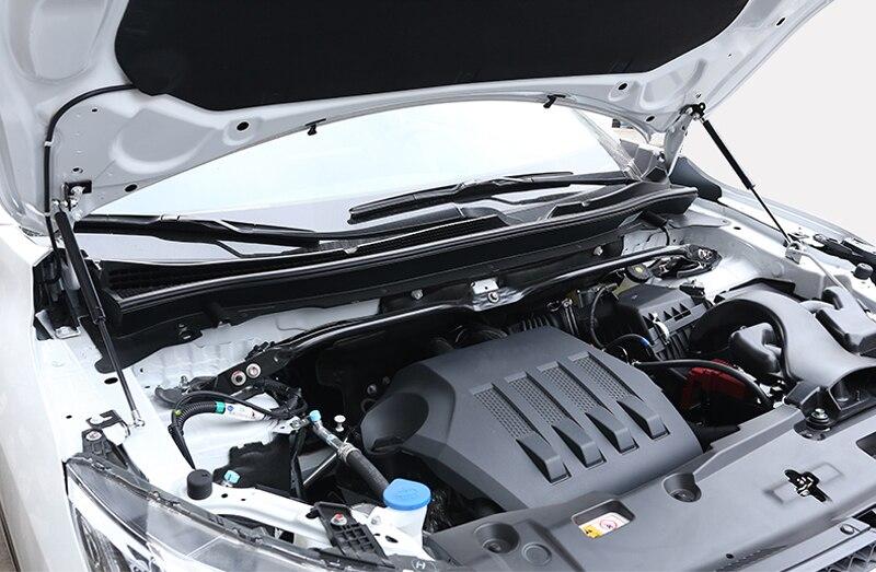 Capot de style de voiture tige hydraulique vérin à gaz tige télescopique couvercle de moteur Support de levage pour Mitsubishi Eclipse Cross 2018 2019