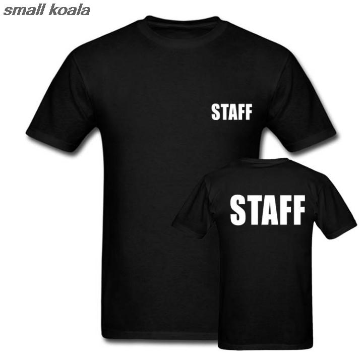 STAFF   T  -  Shirt   Summer Style Short Sleeve Cotton Toops Tee   Shirts   Homme Camisetas Dry Fit Hipster   T     Shirt   Plus Size