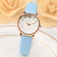 2017 New Top Luxury Fashion Brand Ladies Quartz Watch Student Casual Wristwatches Girl Gift Relogio Feminino Hodinky Clock QW090