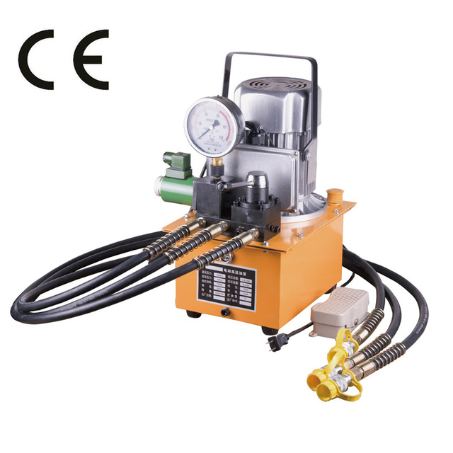 Electric Hydraulic Pump >> Ce 110v 220v 380v High Pressure Electric Pump Tool Three Way Action