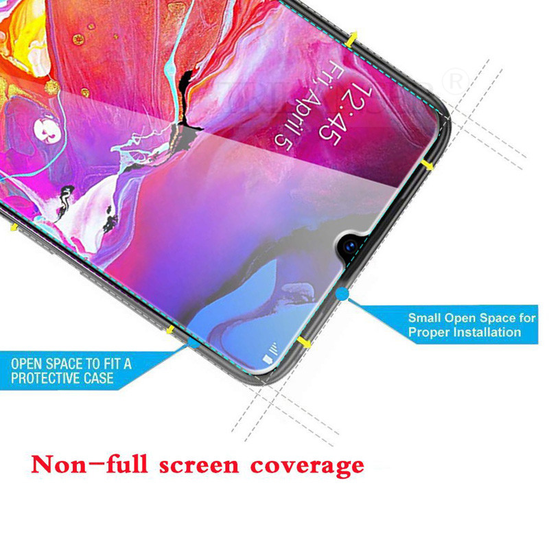 Image 4 - TRILANSER tempered glass for Umidigi A5 Pro screen protector Umidigi A5 Protective glass film Umidigi  A5 Phone glass 2pcs 2.5D-in Phone Screen Protectors from Cellphones & Telecommunications