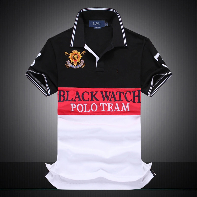 2019 New famous brand Men's   Polo   Shirts high quality fashion Casual Style 100% Cotton embroidery short sleeve   polo   shirt men