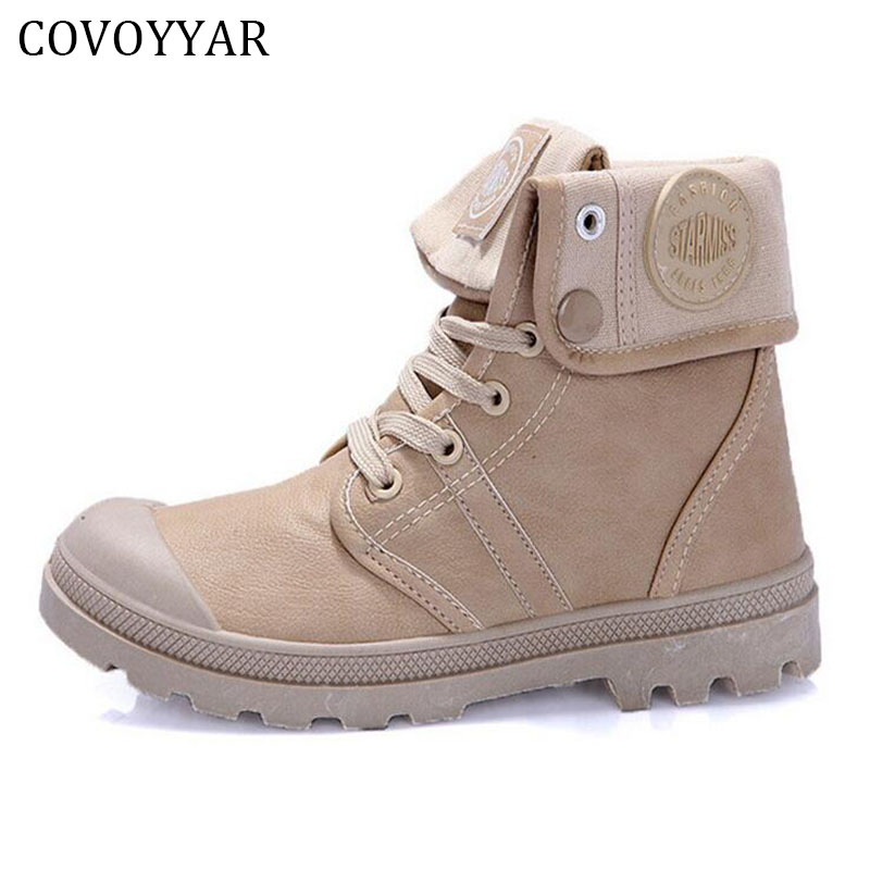 COVOYYAR Autumn Fall Womens Military Combat Boots Lace up Waterproof PU Leather Martin Boots Shoes WBS22COVOYYAR Autumn Fall Womens Military Combat Boots Lace up Waterproof PU Leather Martin Boots Shoes WBS22