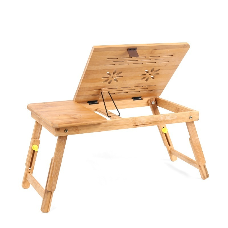 Pliante Tafel Standing Office Furniture Biurko Escritorio Mueble Notebook Bambu Stand Laptop Mesa Desk Computer Study Table