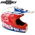 Profesional casco de motocross capacete casco de la motocicleta de carreras off-road moto casco