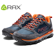 RAX Outdoor New Arrival Windproof Waterproof Trekking Climbing Skidproof Breathable Sport Shoes Sneakers Hiking Shoes 53-5C332