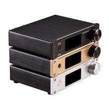 Heißer SMSL Q5 Pro Hohe Qualität HiFi 2,0 Reinem Digital Home Audio Verstärker Optische/Koaxial/USB/eingang Fernbedienung