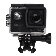 New 2inch LCD Screen and 170Angle Wide Angle 4k 1080P Wifi Action Camera Underwater Waterproof Cam Outdoor Sport Min Camcorder
