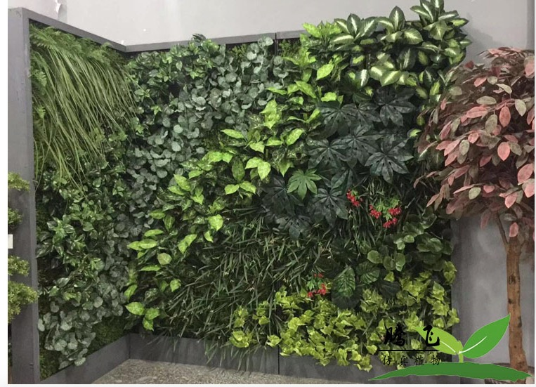 10pcs lot 60x40cm artificial boxwood hedges panels decorative garden