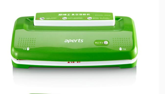 Petite Machine de conditionnement sous vide entièrement automatique scellant alimentaire sous vide VS1000