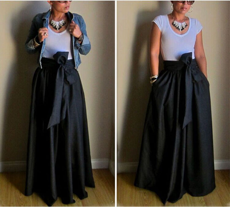 Long Formal Skirts for Women Promotion-Shop for Promotional Long ...