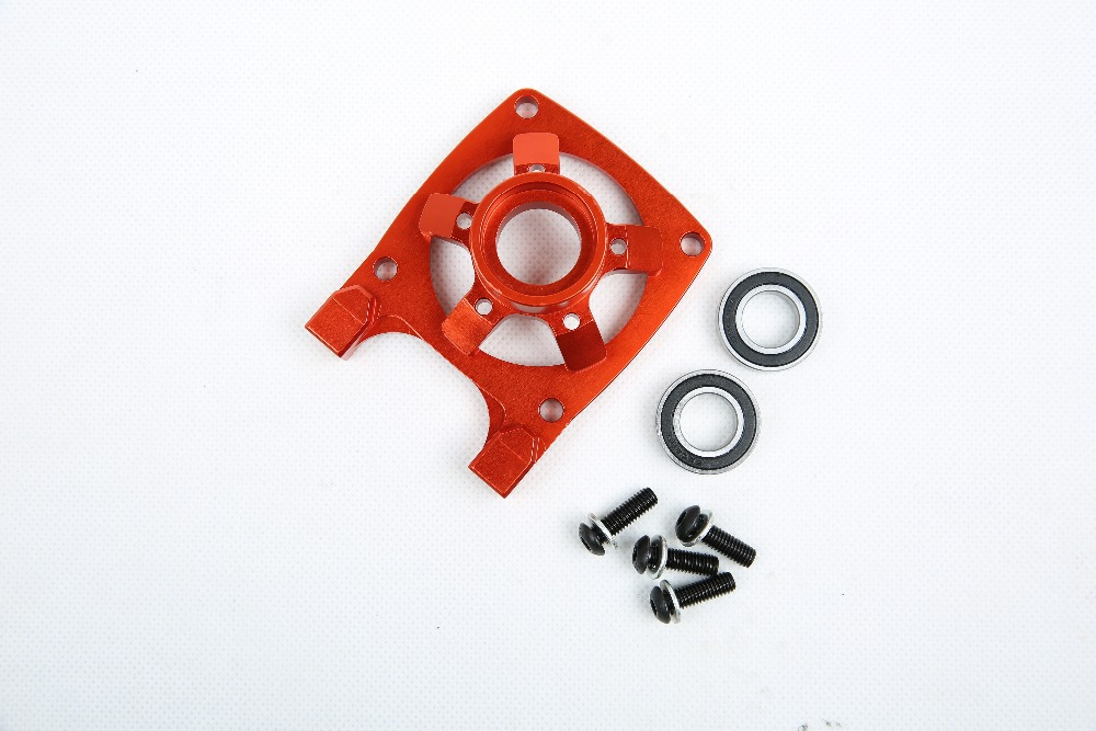 LT new CNC metal clutch bracket (Heat dissipation)  fit for Losi 5t,ROVAN LT,Upgrade parts LOSI 5T parts cnc metal alloy rear wheel bearing kit for losi 5ive t rovan lt
