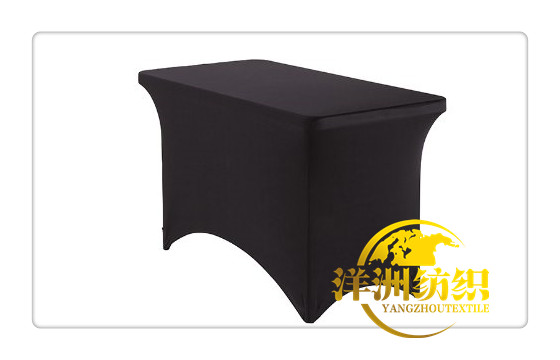 free shipping BLACK 6FT lycra table cloth /lycra <font><b>chair</b></font> <font><b>cover</b></font>/spandex <font><b>chair</b></font> <font><b>cover</b></font>