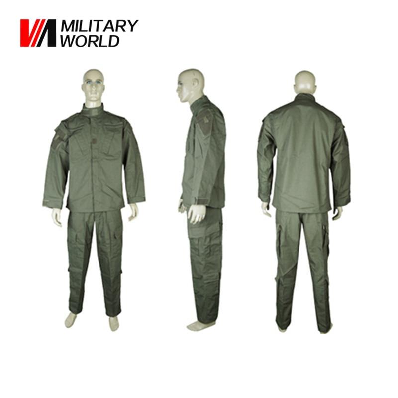Military Combat V2 Uniform Shirt Pants Suit Airsoft Hunting Clothes Army Tactical Combat Uniform Paintball Equipment Set