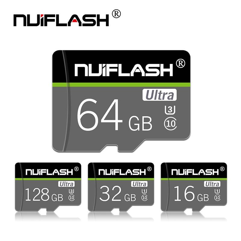 High Speed Flash Memory Card 8GB 16GB 32GB Micro Card 64GB 128GB Class10 Tarjeta Micro Sd Cartao De Memoria Pendrive For Camera