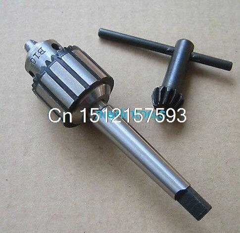 Drill Chuck 0.5-6.5mm No. 1 Morse Taper MT1Drill Chuck 0.5-6.5mm No. 1 Morse Taper MT1
