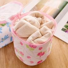 Polyester Laundry Bags Clothing Underwear Bra Socks Washing Pouch Folding Mesh Bag HUG-Deals