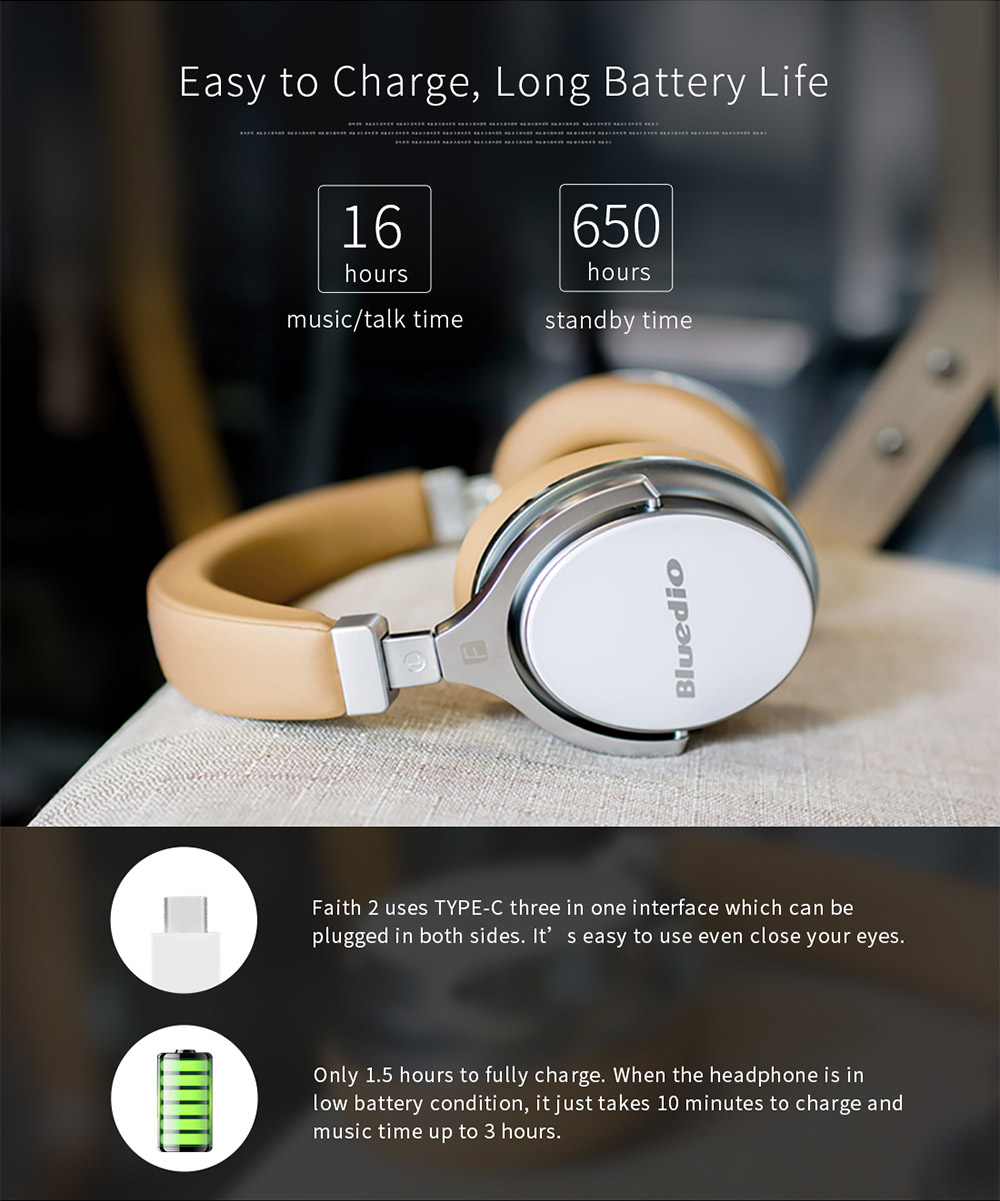 Active Noise Cancelling Bluetooth Headphones by Bluedio F2 brandtech.pk pakistan 2