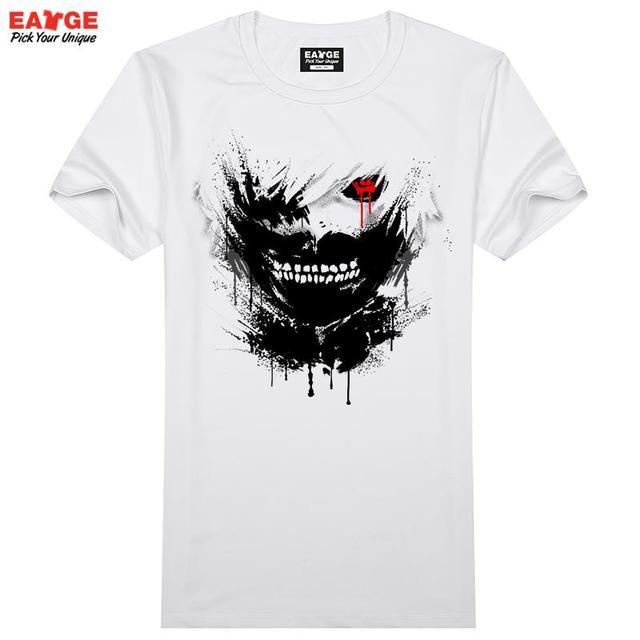 Japanese Anime Tokyo Ghoul T-Shirt