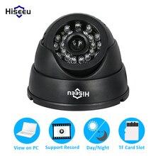 Hiseeu usb-купольная камера с ИК Мини видеокамера cctv Главная seucirty Камера Вождение автомобиля запись камера поддерживает карты памяти для хранения P2P