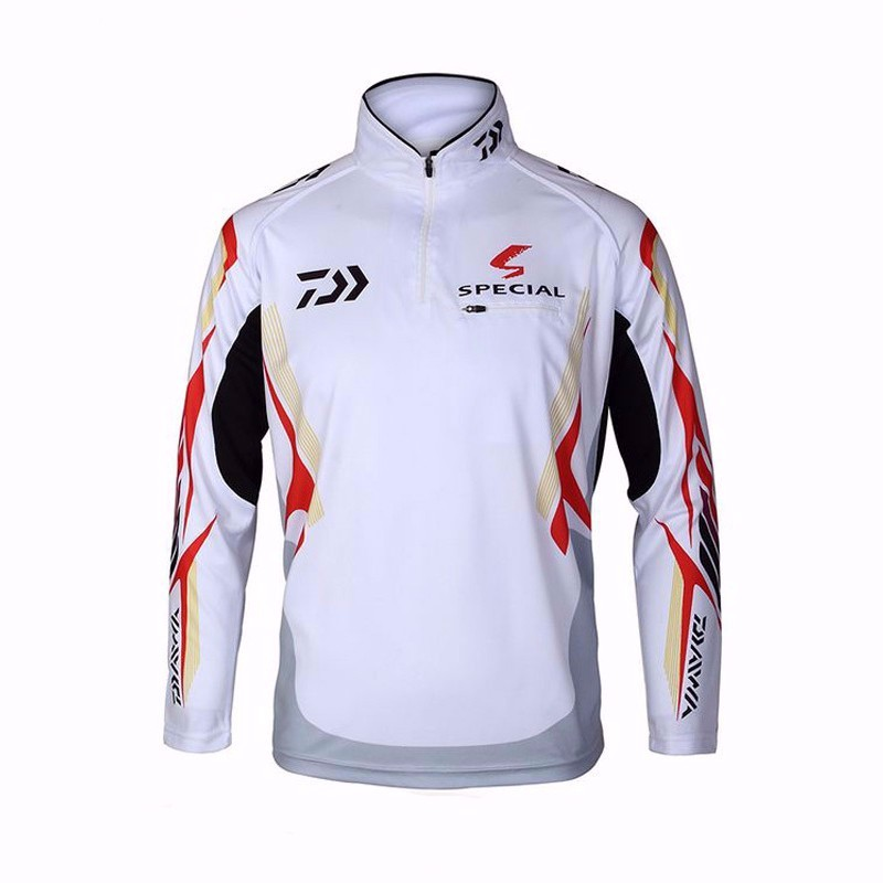 2017 New Brand Fishing Shirt Sun Protection Outdoor
