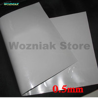 Wozniak voor Laptop warmte geleidende siliconen sheet Straling silicone sheet 400x200mm hele stuk schaalbare pad