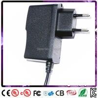 12 v 0.75a dc adaptador de alimentação 12 volts 0.75 amp 750ma fonte de alimentação entrada ac 100-240v 5.5x2.5mm transformador de potência