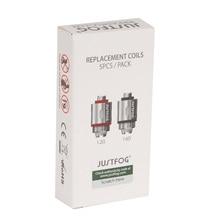 50pcs/lot Original JUSTFOG Q16 Vape Coil 1.2ohm 1.6ohm For Justfog C14 Q14 Q16 P16A P14A K