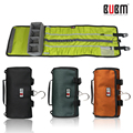BUBM Go Pro Accessories Large Canvas Travel Roll shoulder Bag  Protective Case Rollup  for GoPro Hero4/3+/3 sj4000 xiaomi yi