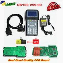DHL Free Auto CK100 Key Programmer V99.99 Newest Generation SBB CK100+ Key Maker CK-100 Professional Key Programmer цена в Москве и Питере