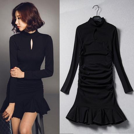 Aliexpress.com : Buy vintage women winter dress cute ruffles long ...