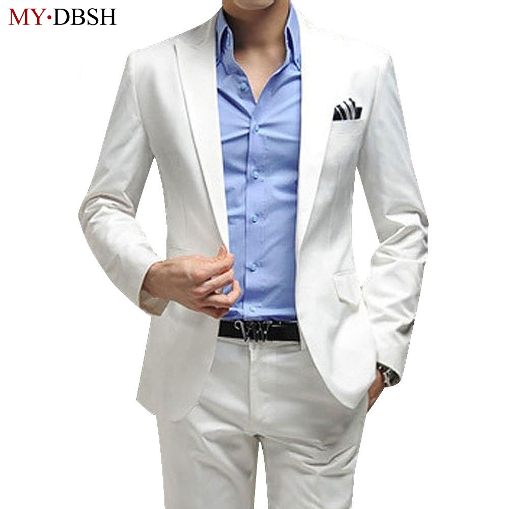 New fashion Silver grey best man groom wedding dress Excellent Men Business Activity Suit Party Prom