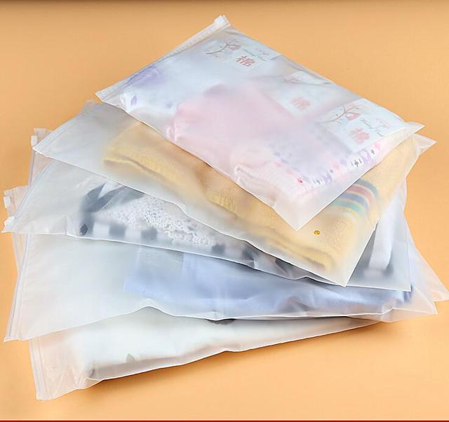 20 28cm Plastic Travel Bag Organizer Set Luggage Ng Pouch Storage Zipper