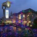 Luzes de Natal do laser Levou Luz Laser Projetor Laser Jardim Casa Decorações de Luz Para O Feriado