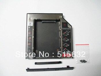 New SATA 2nd HDD SSD Hard Drive Disk Caddy Optical CD Bay Adapter for Asus K53SV