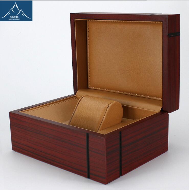 Vente en bois Promotion événement bijoux cadeau montre haut de gamme cadeau bijoux boîte bijoux montre boîte en bois haut de gamme boîte cadeau