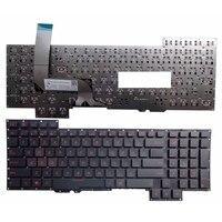 NEW Keyboard For Asus G751 G751JM G751JT G751JY 0KNB0 E601RU00 ASM14C33SUJ442 US Replace Laptop Keyboard
