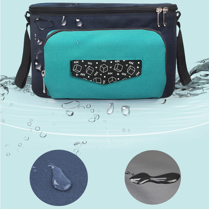 HTB1Ht0tefWG3KVjSZPcq6zkbXXaO Diaper Bag Baby Stroller Organizer Hanging Nappy Bag Large Capacity Travel Backpack Pram Buggy Cart Waterproof Maternity Bag