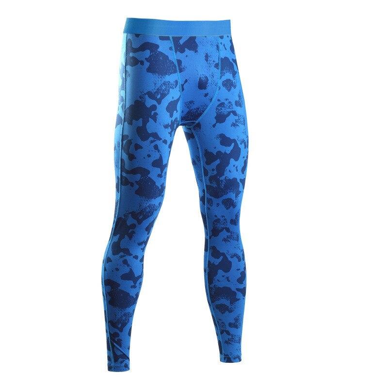 Nuevos hombres de la moda pantalones de camuflaje culturismo Joggers - Ropa de hombre