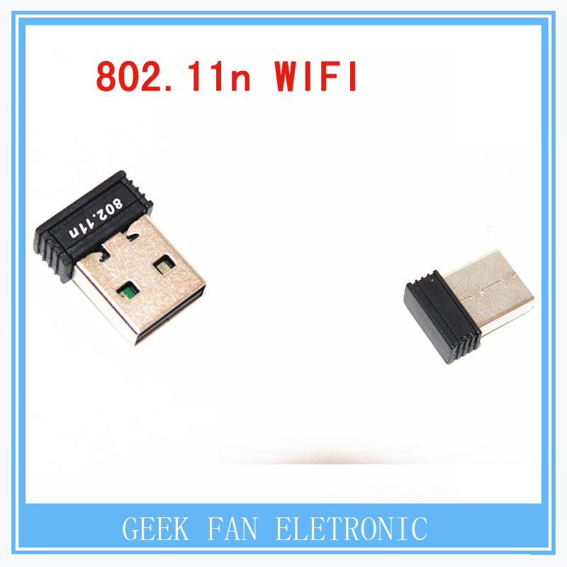 Lower price 5PCS 150Mbps USB Wireless Adapter WiFi 802 11n 150M Network Lan Card for PC
